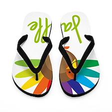 Janelle-the-turkey Flip Flops