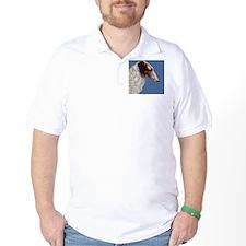 Embroidery Head Bluecopy T-Shirt