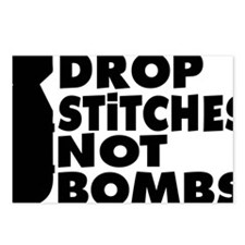 dropstitches copy Postcards (Package of 8)