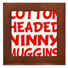 NINNY copy Framed Tile