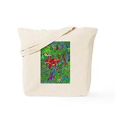 The Deep Rainforest Tote Bag