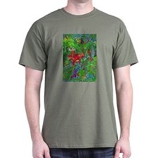 The Deep Rainforest T-Shirt
