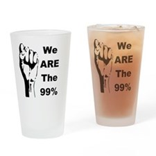 99 percent 1-001 Drinking Glass