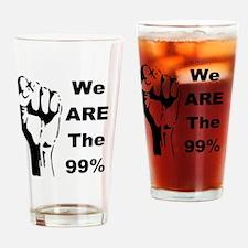 99 percent 1-001 Drinking Glass