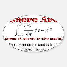 CalculusLight Decal