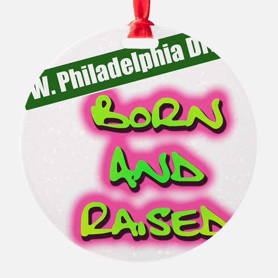 WPhilly Ornament