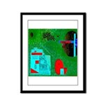Olly Olly Oxen Free II by Bre Framed Panel Print