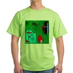 Olly Olly Oxen Free II by Bre Green T-Shirt