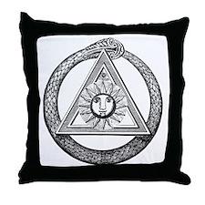 Chapter Throw Pillow