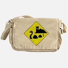 nessie copy Messenger Bag