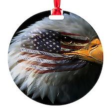 eagleflag2 Ornament