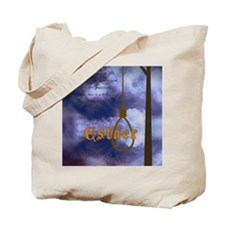 Esther Poster Tote Bag