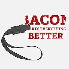 baconBetter3 Luggage Tag
