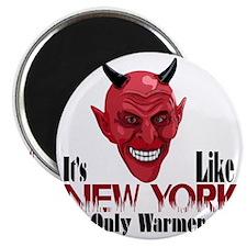 NY-warmer-10 Magnet