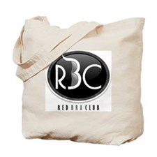 RBC_final logo_grayscale Tote Bag