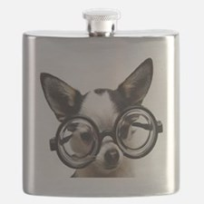 Chi Studi pillow Flask