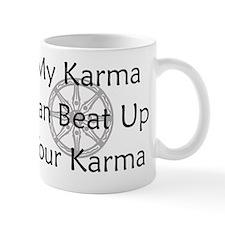 karamabeatdownuse Mug