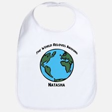 Revolves around Natasha Bib