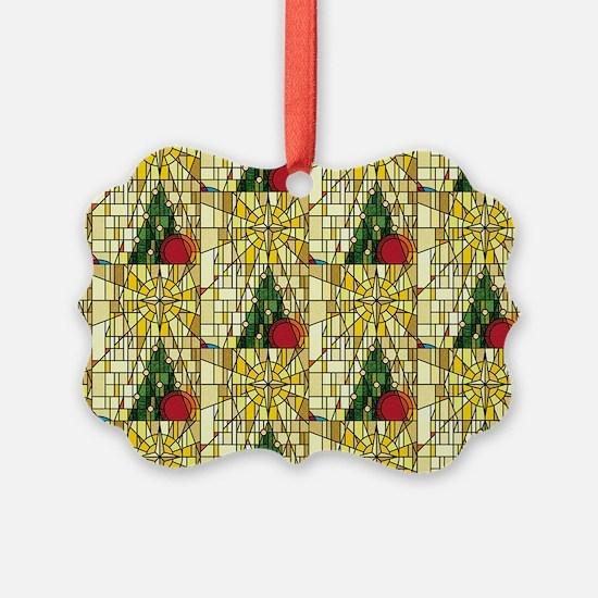 TreeStarCoinBoth Ornament