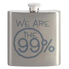 WeAreThe99pct Flask