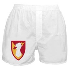 38 Air Defense Artillery Brigade Boxer Shorts