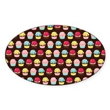 cupcake_pattern_toiletry_bag Decal