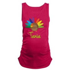 Tania-the-turkey Maternity Tank Top