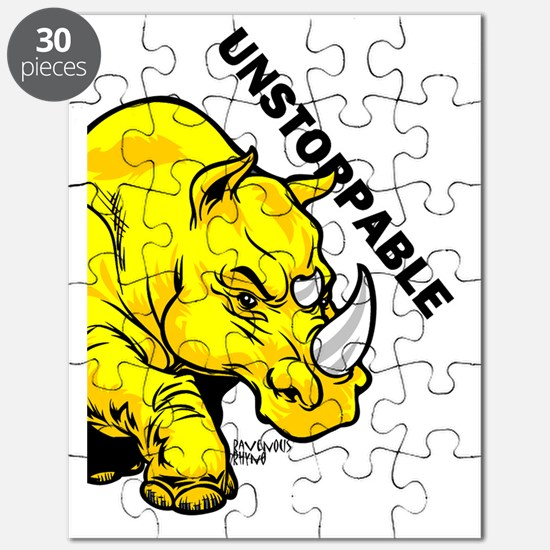 443_iphone_case-unstoppable Puzzle