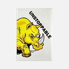 443_iphone_case-unstoppable Rectangle Magnet