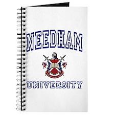 NEEDHAM University Journal