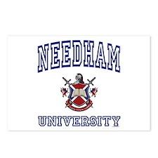 NEEDHAM University Postcards (Package of 8)
