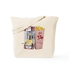 popcorn flip flops Tote Bag