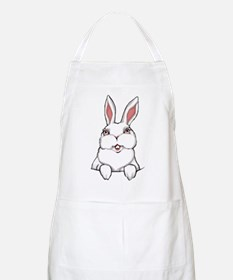 Easter Bunny Gifts BBQ Apron Pocket Rabbit Gifts