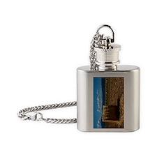 (9) Hay Shasta 3 Flask Necklace