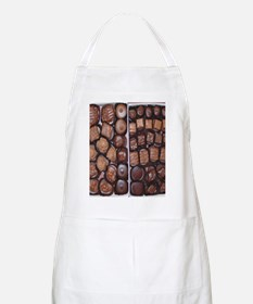 Chocolate Candy Flip Flops Apron
