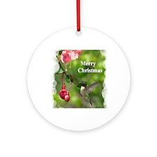 CCHM4.25x5.5 Round Ornament