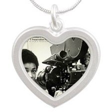 2x3_magnet_JM_TRANSP Silver Heart Necklace