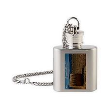 (13p) Hay Shasta 3 Flask Necklace