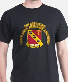 DUI - 2nd Battalion, 319th Field Artillery Regimen