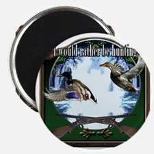 Duck hunter Magnet