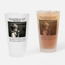 kateservann Drinking Glass