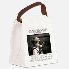 kateservann Canvas Lunch Bag