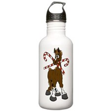 what-xmas Water Bottle