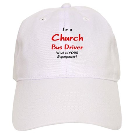 Church Bus Driver Cap By Alandarco Church Support People