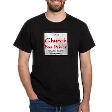church bus driver T-Shirt