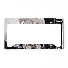 DaimonesNewLife-WallCalendar License Plate Holder