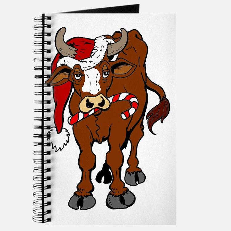 christmas-cow Journal