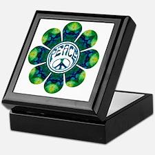 Peace Flower - Meditation Keepsake Box