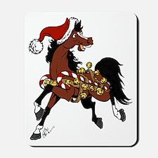 jingle pony Mousepad