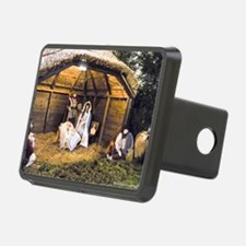 Nativity Family Hitch Cover